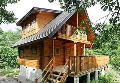 埼玉・神奈川・長野のエリアでログハウスの建築をお考えなら